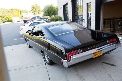 Sell used 1968 Pontiac Catalina Fastback in Roslyn, New
