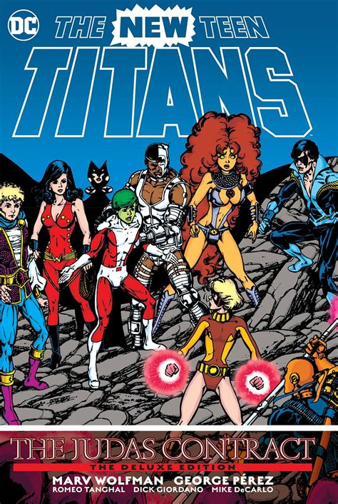 Comic Book Review - The New Teen Titans: The Judas