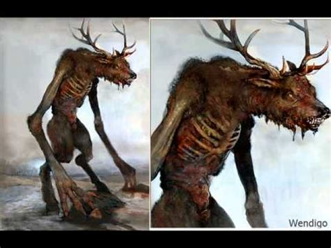Episode 2: Wendigo/Skinwalker - YouTube