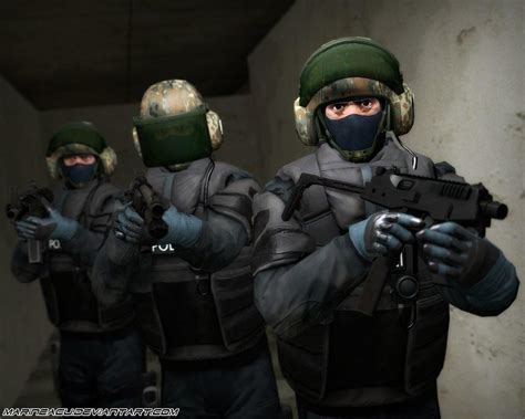 CSGO Ported Skins All In One (Counter-Strike: Source