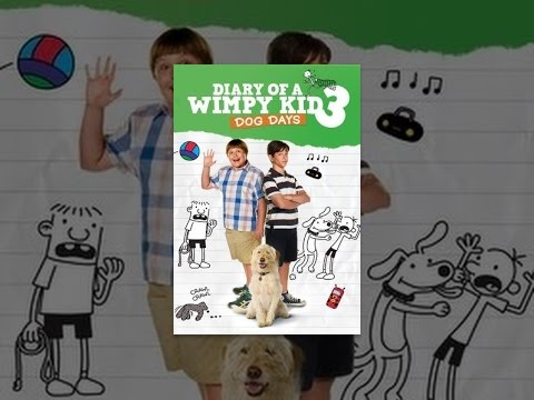 Watch Diary of a Wimpy Kid: Dog Days (2012) Online Full