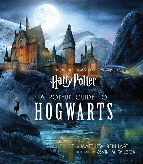 Hogwarts pops into life with new guide to the school