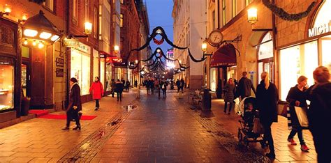 Stockholm's 10 best shopping streets - View Stockholm