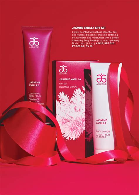Arbonne Holiday Line 2019 I Want It All Set Revealed