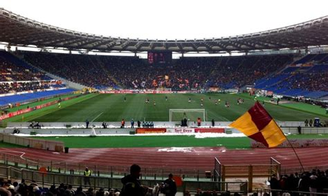 Where should I sit in the olympico? : ASRoma