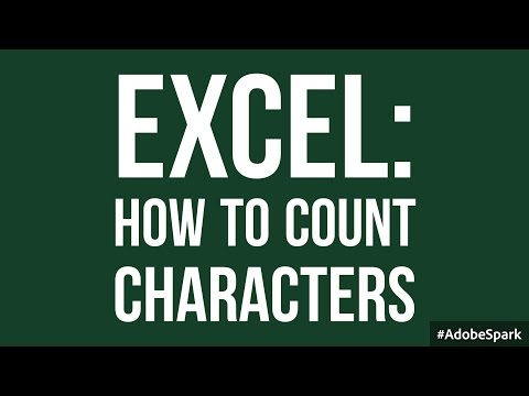 How to remove non alphanumeric characters in excel - YouTube