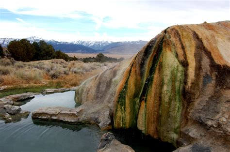 9 Excellent Hot Springs in Northern California