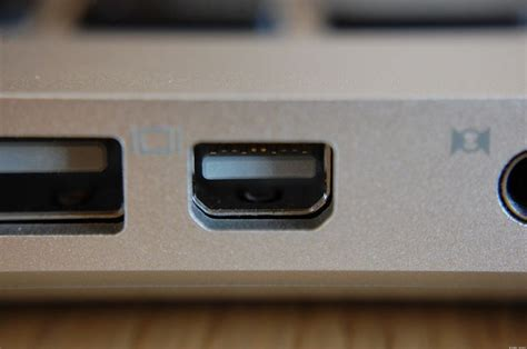 Thunderbolt and Mini DisplayPort : differences and