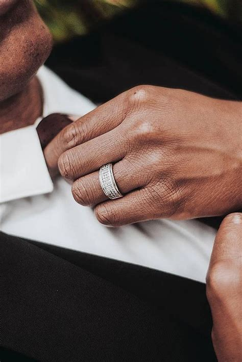 Mens Wedding Bands For A Stylish Look | Oh So Perfect Proposal