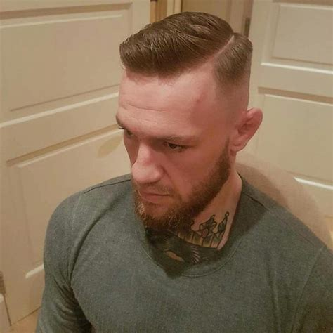 Conor McGregor Hair - What is the haircut? How to style