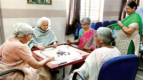 A family away from home for the senior citizens of