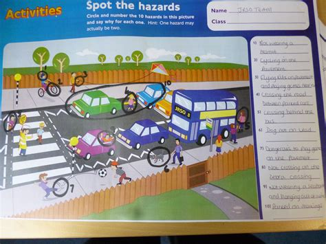 Junior Road Safety Officers « Whiteley Primary School