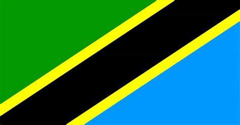 The Tanzanian Flag: History, Appearance and Curiosity