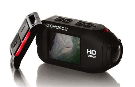Drift HD Ghost helmet cam available to pre-order today for