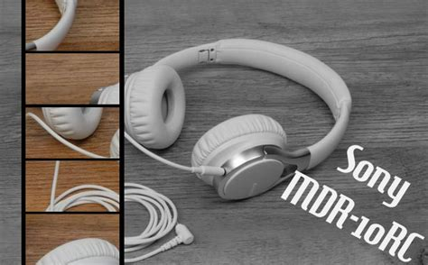 Headphones Sony MDR-10RC Review - Device-Boom
