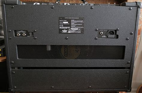 VOX All Closed Cabinets? | The Gear Page