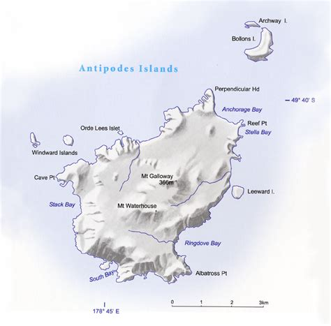 Antipodes Islands Expeditions Cruises Tours