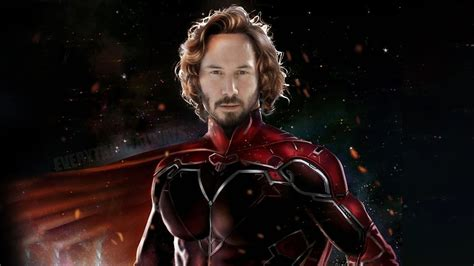 Keanu Reeves To Be Casted As Adam Warlock Instead Of Zac
