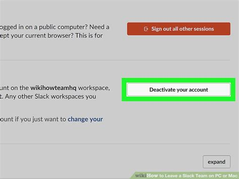 How to Leave a Slack Team on PC or Mac: 8 Steps (with