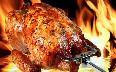 Full Grilled Chicken - Feenix- Food & Cake Delivery