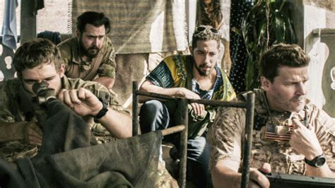 SEAL Team: CBS to Rebroadcast Series Premiere on Sunday