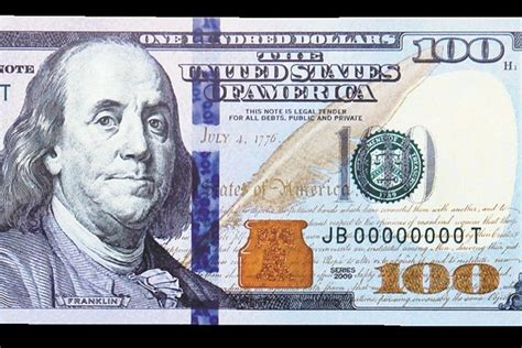 The New $100 Bill and the War Against Counterfeit Money - WSJ