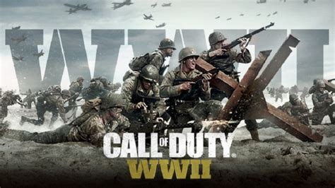 Call of Duty: WWII Release Date Is November 3, Has Co-op