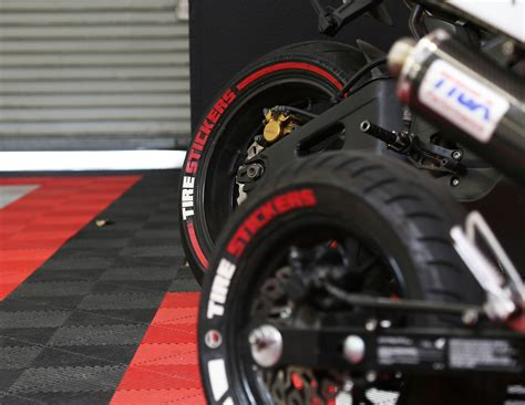 Tire Lettering For MOTORCYCLE Tires   TIRE STICKERS