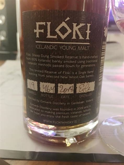 Flóki Icelandic Young Malt - Ratings and reviews - Whiskybase