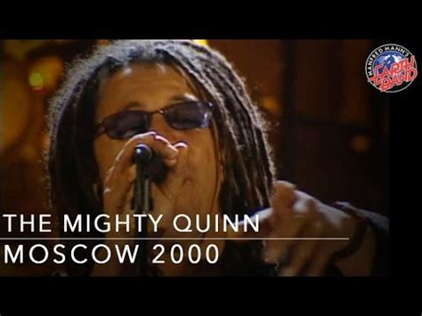 The Mighty Quinn - Angel Station in Moscow, Manfred Mann's