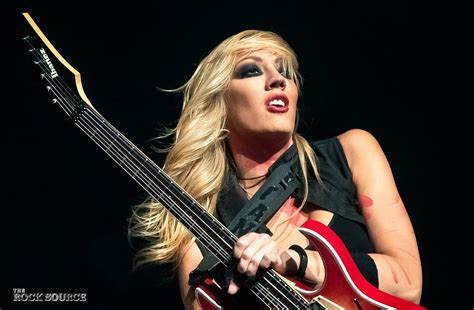 On This Date In Rock: Happy Birthday Nita Strauss - The