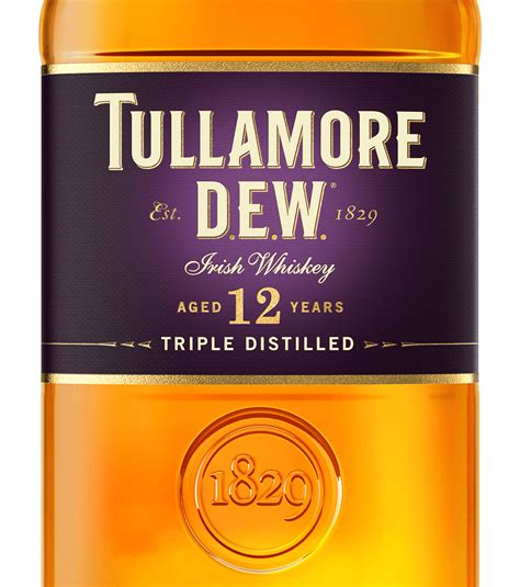 12 Year Old Special Reserve Irish Whiskey - Tullamore DEW