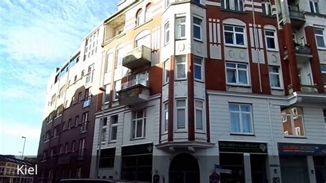 Places to see in ( Kiel - Germany ) - YouTube