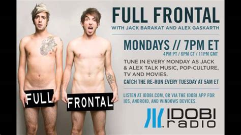 Full Frontal with Alex Gaskarth And Jack Barakat S1E04