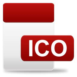 Ico Icon | Download Cute File Extension icons | IconsPedia