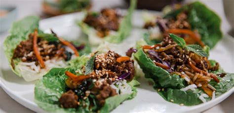 Beef San Choy Bau Recipe - Cleaver's Organic Meat
