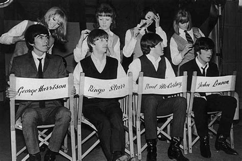 55 Years Ago: The Beatles Begin Filming 'A Hard Day's Night'